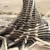 Китайские архитекторы предложили концепцию необычного небоскрёба в Сахаре