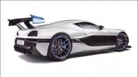 Электрокар Rimac Concept_S разгоняется с 0 до 300 км/ч за 13 секунд