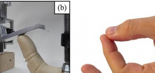 Роботизированные пальцы полностью имитируют движения человеческих