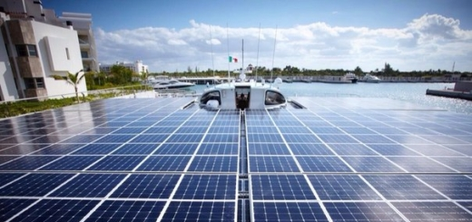 Солнечные батареи теперь могут генерировать энергию в дождь