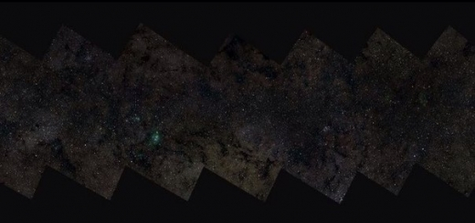 Астрономы получили самый подробный снимок Млечного пути в истории науки