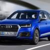 Audi SQ7 TDI стал самым мощным дизельным кроссовером в мире