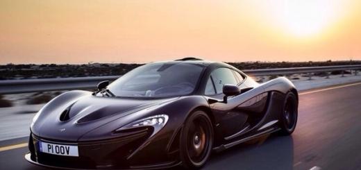 McLaren делает ставку на гибридные суперкары