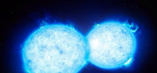 Ученые зафиксировали «смертельный поцелуй» двух звезд