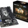 Материнская плата Biostar Hi-Fi H170S3H располагает четырьмя слотами для оперативной памяти DDR3L