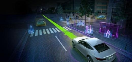 NVIDIA представила суперкомпьютер с искусственным интеллектом для беспилотных автомобилей