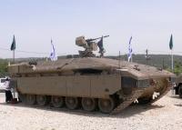 Израильтяне создали прототип «боевой машины будущего»
