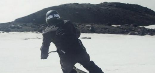 Snogo — велосипед на лыжах для покорения заснеженных склонов