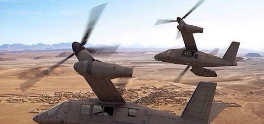 Морская пехота США получит ударные конвертопланы