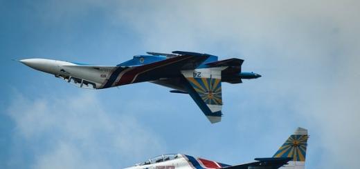 Миг-29 или Су-27 легко уделывают американский F-35