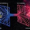 Ученые предположили, что наша галактика является одной гигантской червоточиной.