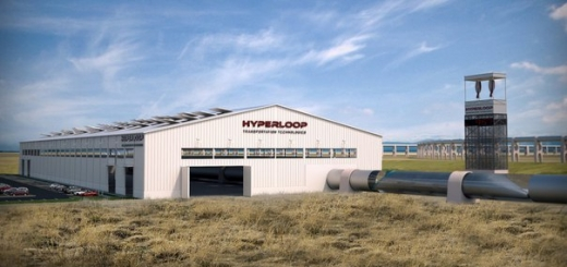 Первая линия высокоскоростной транспортной системы Hyperloop откроется в 2018 году.