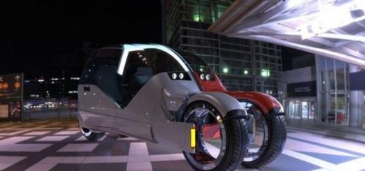 В США показали уникальный автомобиль-трансформер Agrodesign