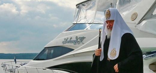 Всё равно умрете: Патриарх Кирилл призвал россиян не богатеть