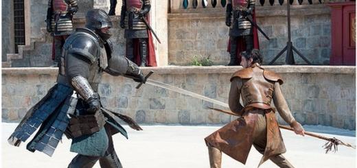 Фанат «Игры престолов» потребовал испытание поединком в суде США.