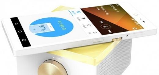Pantech представляет смартфон с механическим колесом прокрутки