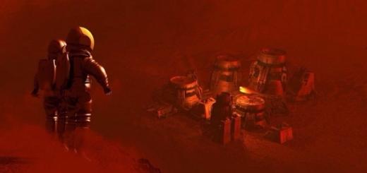 Ученые нашли способ, как производить цемент на Марсе