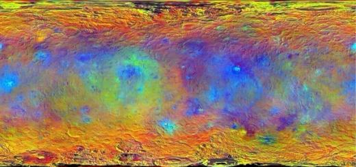 Церера продолжает удивлять ученых: неправильная геометрия кратеров и электромагнитные вспышки