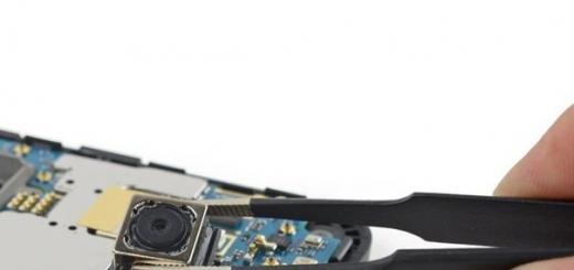 Для экономии места камера в смартфоне Nexus 5X установлена вверх ногами
