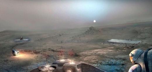 NASA выбрало лучшие проекты для марсианской базы