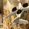 Представлен доступный самолёт с вертикальным взлётом для полётов на работу.