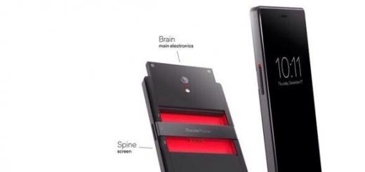 PuzzlePhone – модульный смартфон с мозгом и сердцем