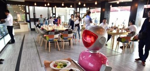 В Японии появится Королевство роботов