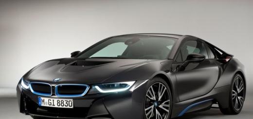 BMW строит автомобиль с расходом 0,4 литра
