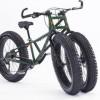 Трёхколёсный велосипед-внедорожник
