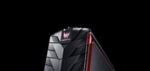 Игровой ПК Acer Predator G1 позволяет подключить два внешних блока питания