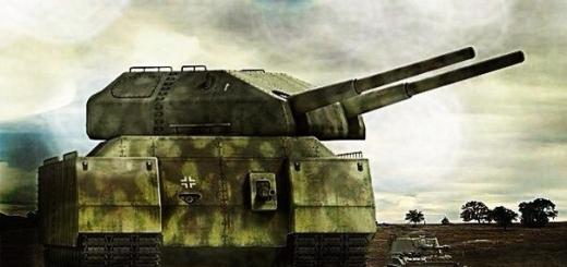 Танк «Крыса» должен был иметь вес до 1000 тонн. Численность экипажа составляла 21..36 человек. Также стоит отметить, что танк был очень большой. Длина танка составляла 35 метров, ширина — 14 метров, а высота — 11 метров. Бронирование танка достигало 250 мм. Также предполагалось, что на танке будет г