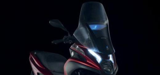 В Samsung показали концепт умного лобового стекла для мотоциклов