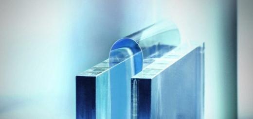 Создано ультратонкое прочное стекло для гибких гаджетов