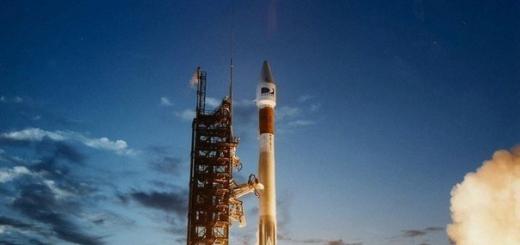 Первый запуск российской ракеты «Союз» после недавней аварии произведен успешно