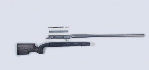 Россия разрабатывает винтовку для сверхдальней стрельбы, не имеющая аналогов