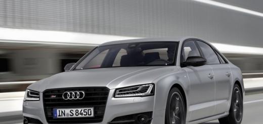 Audi представила 600-сильный супер-седан