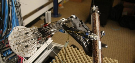 Ученые создали самообучающуюся роботизированную руку