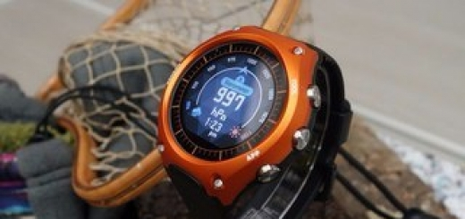 Представлены Casio WSD-F10 – защищенные умные часы с Android Wear и запасом автономности в месяц (в режиме часов)