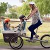 Велосипед-коляска для современных родителей