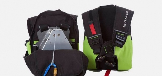 Рюкзак, который поможет человеку спастись во время пожара