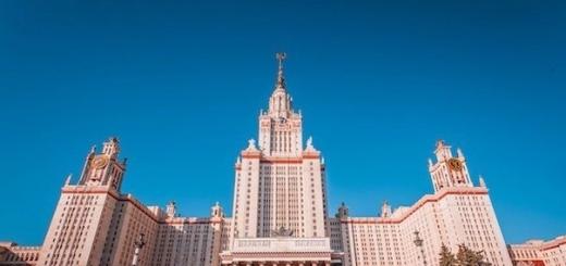 МГУ вошел в сотню лучших вузов мира по направлению «политология»