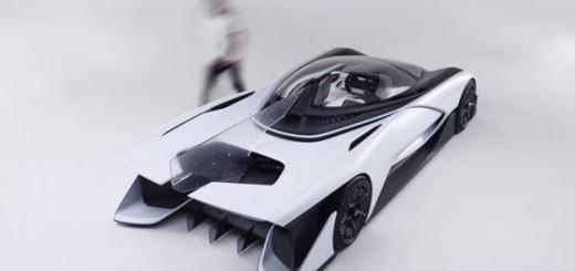 Faraday Future утверждает, что запас хода ее электромобилей может быть до 30% выше, чем у Tesla Motors