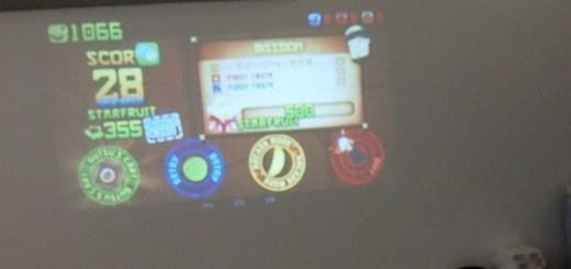 Проектор TouchPico создаст картинку с интерактивными возможностями