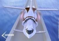 Новый сверхзвуковой самолёт сможет пересечь Атлантику менее чем за час