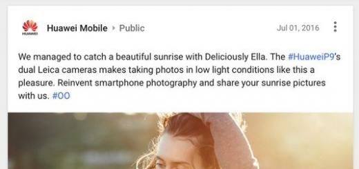 Huawei пытался выдать снимок с зеркалки за фото флагмана P9