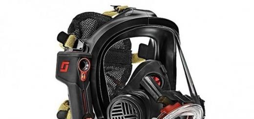Разработана маска для пожарных со встроенным тепловизором