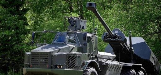 Шведская армия тестирует самую скорострельную гаубицу в мире