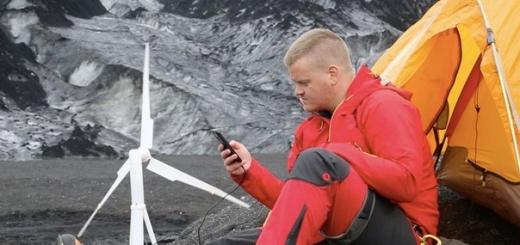 Стартап по созданию портативных ветровых турбин путём народного финансирования набрал необходимую сумму всего за день