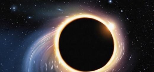 Что будет, если черная дыра встретится с черной дырой из антивещества?