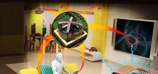 В России ученые создали эффективнейшую систему передачи энергии по воздуху
